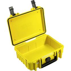 B & W Outdoor Koffer outdoor.cases Typ 500 2.3l (B x H x T) 230 x 180 x 90mm Gelb 500/Y