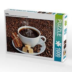 Kaffee Lege-Größe 64 x 48 cm Foto-Puzzle Bild von Christina Lesjak Puzzle