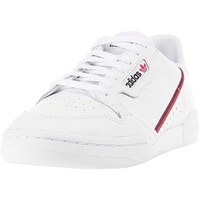adidas Continental 80 white-black-red/ white, 40.5
