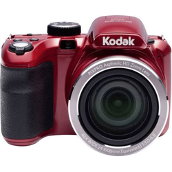Kodak Astro Zoom AZ422 red Digitalkamera 20 Megapixel Opt. Zoom: 42 x Rot
