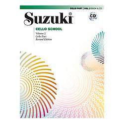 Suzuki Cello School  m. 1 Audio-CD. Shinichi Suzuki  - Buch
