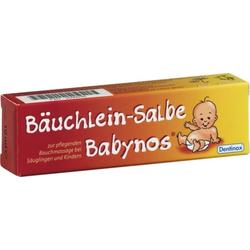 BÄUCHLEIN Salbe Babynos