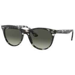 RAY BAN Sonnenbrille WAYFARER II RB2185 grau M