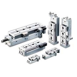 SMC Pneumatik Kompaktschlitten pneumatisch MXQ16-100