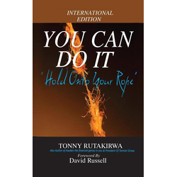 You Can Do It als Buch von Tonny Rutakirwa