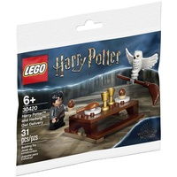 Lego Harry Potter and Hedwig Eulenlieferung 30420