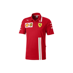 PUMA Poloshirt Ferrari Team Herren Polo L