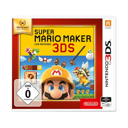 Super Mario Maker for Nintendo 3DS (Nintendo Selects) - [Nintendo 3DS]