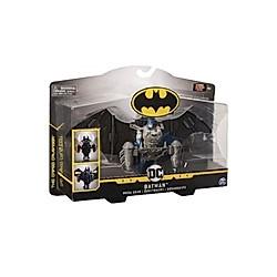 BAT Batman - 10 cm-Figur mit Mega Gear