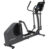 Life Fitness E1 Track inkl. Bodenschutzmatte und Brustgurt
