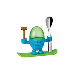 WMF Eierbecher mit Löffel Mc Egg in blau