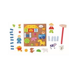 goki Spiel, Hammerspiel Farm (Kinderspiel)