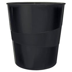 LEITZ Recycle Papierkorb 15,0 l schwarz