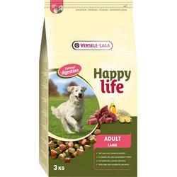 Bento Kronen Trockenfutter Happy Life Adult Lamb, 15 kg
