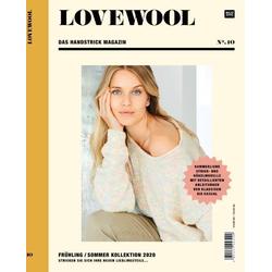 LOVEWOOL Das Handstrick Magazin. No.10 als Buch von