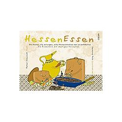 HessenEssen. Peter Schwindt  - Buch