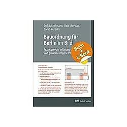 Bauordnung für Berlin im Bild mit E-Book (PDF), m. 1 Buch, m. 1 E-Book