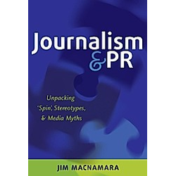 Journalism and PR. Jim Macnamara  - Buch