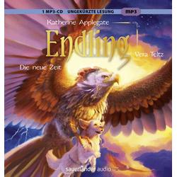 Endling (3) Die neue Zeit als Hörbuch CD von Katherine Applegate