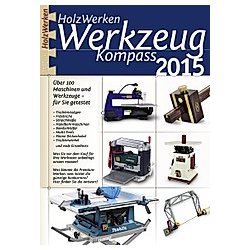 HolzWerken Werkzeug Kompass 2015 - Buch