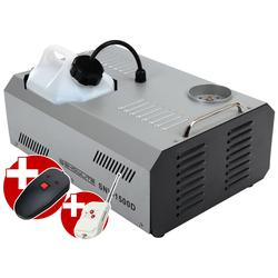 Showlite SNV-1500D DMX Vertikal-Nebelmaschine 1500W inkl. Fernbedienung