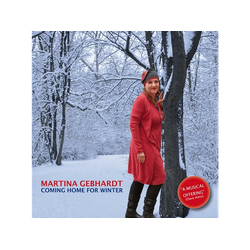Martina Gebhardt - Coming Home For Winter (CD)