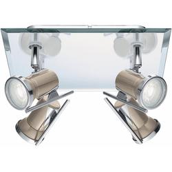 EGLO LED Deckenleuchte TAMARA 1, LED Deckenlampe