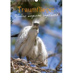 Traumflieger - Afrikas magische Vogelwelt (Wandkalender 2021 DIN A3 hoch)