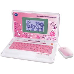 Vtech Kindercomputer Power XL E/R rosa Kinder Kinder-Computer Lernspielzeug