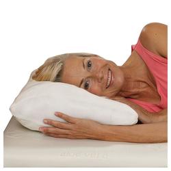 Schlafkissen, Visko-Kuschelkopfkissen DUO, Best-Schlaf-System