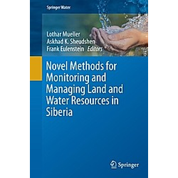 Novel Methods for Monitoring and Managing Land and Water Resources in Siberia - Buch