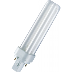 Osram Energiesparlampe Dulux D 13 W