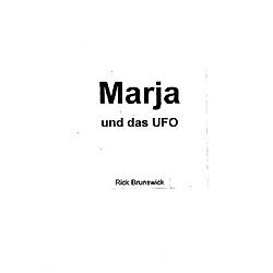Marja und das UFO. Ulrich F. Sackstedt  - Buch