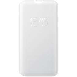 Samsung Galaxy S10e Hülle Samsung Weiß Klapphülle