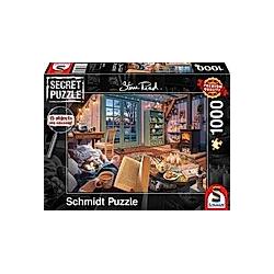 Im Ferienhaus (Puzzle)