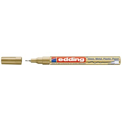edding 780 Lackmarker gold 0,8 mm