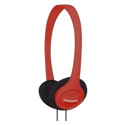 Koss KPH7r - rot On-Ear-Kopfhörer