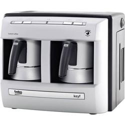 Grundig BKK 2113 Mokka-Kaffeemaschine Weiß, Schwarz