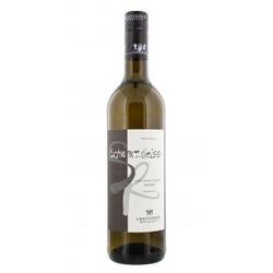 Lauffener Schwarzriesling Weißwein Trocken Qba frisch-fruchtig 750ml