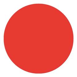 Stellplatzmarkierung »Ronde PC« rot, EICHNER