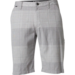 FOX Essex Plaid Short, grau, Größe 28
