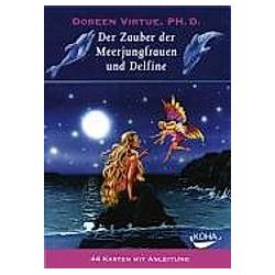 Der Zauber der Meerjungfrauen und Delfine, Orakelkarten