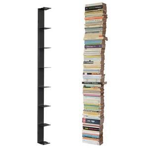 Radius Booksbaum Wandregal schwarz 2 gross - 725 a