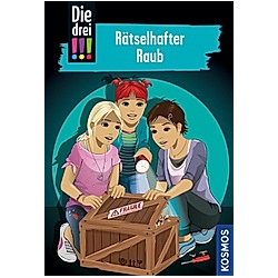 Die drei !!!  Rätselhafter Raub. Mira Sol  - Buch