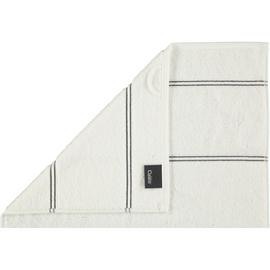 CAWÖ Carat Allover 581 Duschtuch (80x150 cm) weiß