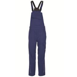 PUMA Workwear Work Wear Damen / Herren Arbeitshose Arbeits Latzhose - blau /anthrazit, Größe: 54