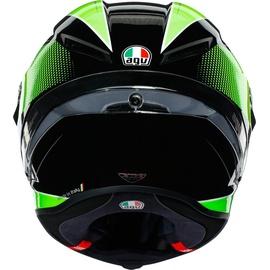 AGV Corsa-R Supersport black/white/lime
