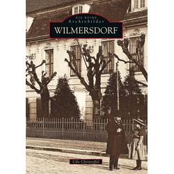 Wilmersdorf als Buch von Udo Christoffel