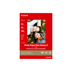Canon PP-201 Glossy Plus Fotopapier 20 Blatt A4