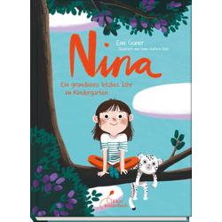 Nina als Buch von Emi Gunér